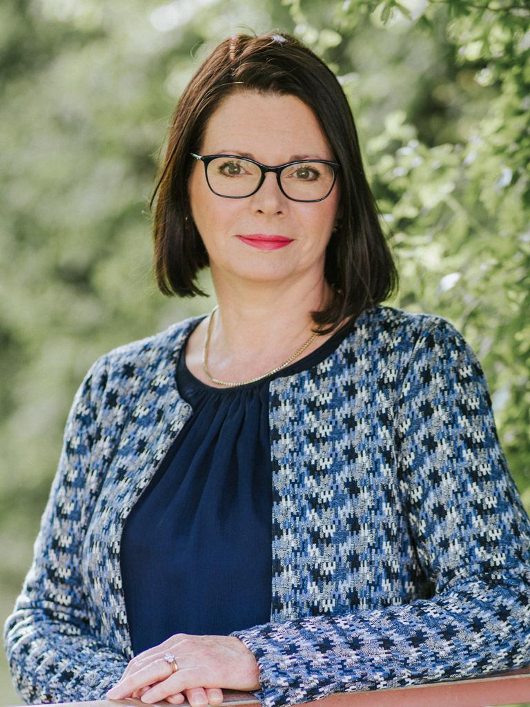 Photograph of Alison McVitty