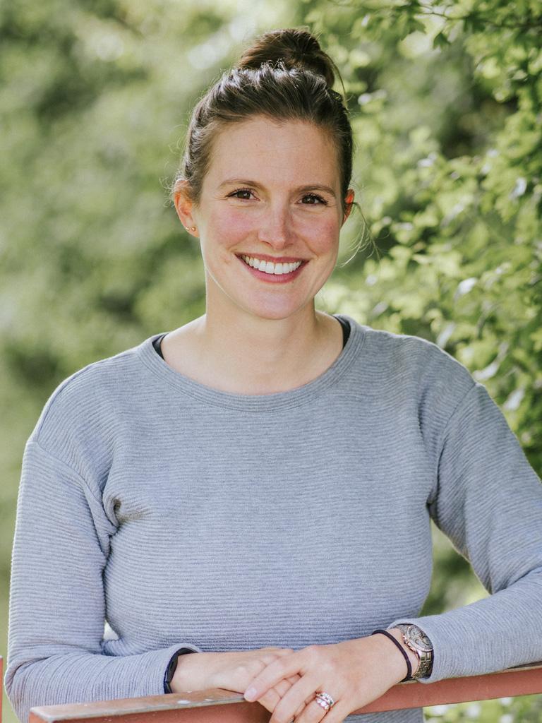Photograph of Anna McKee