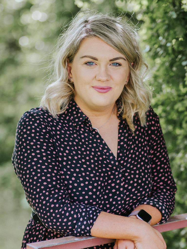 Photograph of Ciara McKegney